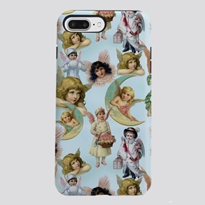 Sweet Angels on High Vint iPhone 7 Plus Tough Case