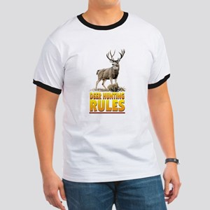 DEER HUNTING RULES Ringer T