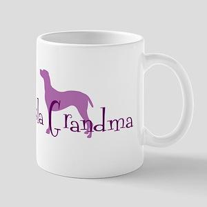 Vizsla Grandma Mug