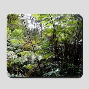 Tropical Jungle Mousepad