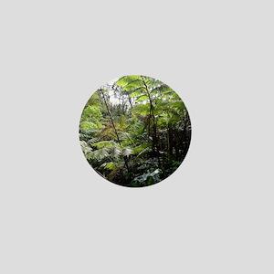 Tropical Jungle Mini Button