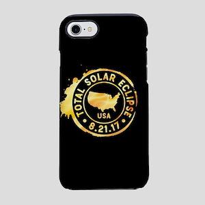 American Eclipse iPhone 7 Tough Case