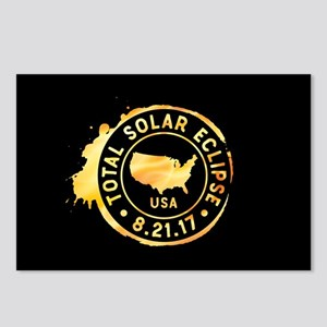 American Eclipse Postcards (Package of 8)