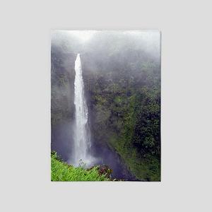 Akaka Falls 5'x7'Area Rug
