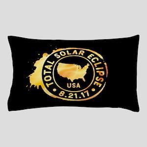 American Eclipse Pillow Case