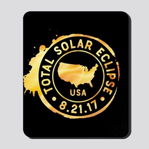 American Eclipse Mousepad