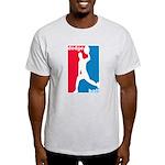 Dodgeball Association Light T-Shirt
