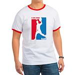 Dodgeball Association Ringer T