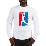 Dodgeball Association Long Sleeve T-Shirt