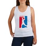 Dodgeball Association Women's Tank Top