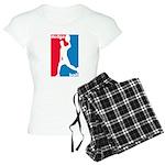 Dodgeball Association Women's Light Pajamas