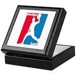 Dodgeball Association Keepsake Box