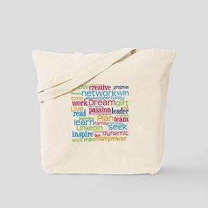 Career Cloud Tote Bag