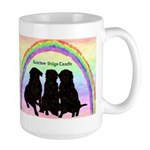 Rainbow Bridge Large Mug