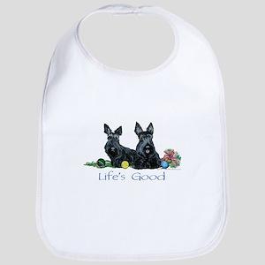 Scottish Terrier Life! Bib