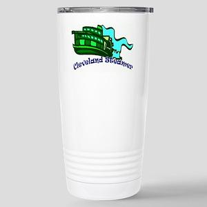 steamer Stainless Steel Travel Mug