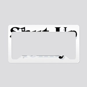 honky License Plate Holder