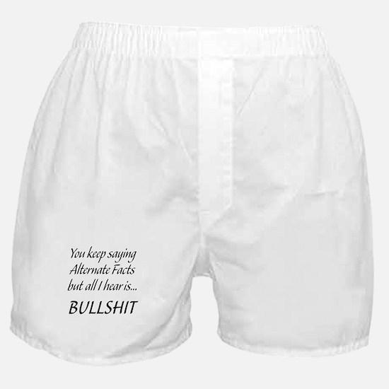 I Hear Bullshit Boxer Shorts