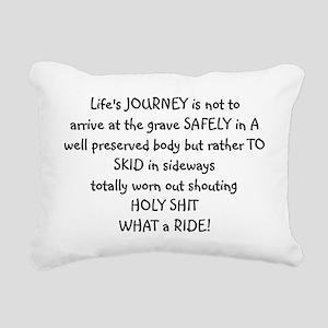lifes Rectangular Canvas Pillow