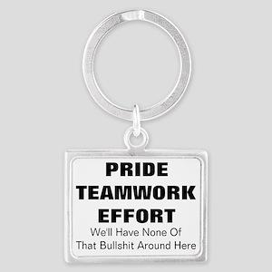 pride Landscape Keychain