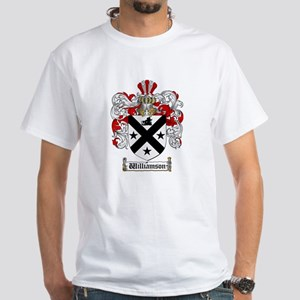 Williamson Coat of Arms Crest White T-Shirt
