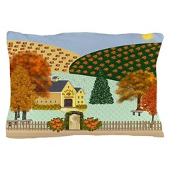Pumpkin Hollow Pillow Case