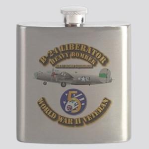 AAC - 22nd BG - 408th BS - 5th AF Flask