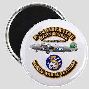 AAC - 22nd BG - 408th BS - 5th AF Magnet