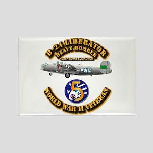 AAC - 22nd BG - 408th BS - 5th AF Rectangle Magnet