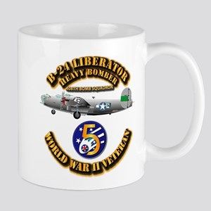 AAC - 22nd BG - 408th BS - 5th AF Mug
