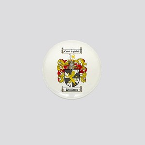 Williams Coat of Arms Family Crest Mini Button