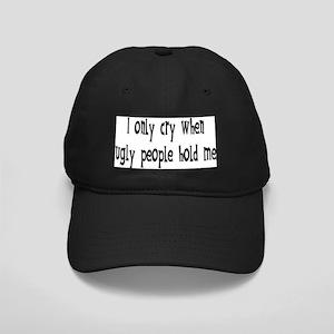 ugly Black Cap
