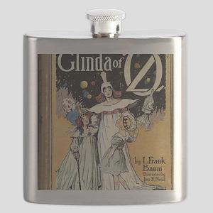 Glinda of oz Flask