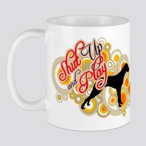 Red Pointer Mug