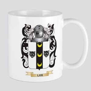 Lee-2 Coat of Arms - Family Crest Mug
