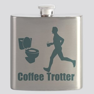 Coffee Trotter Flask