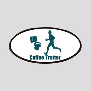 Coffee Trotter Patches
