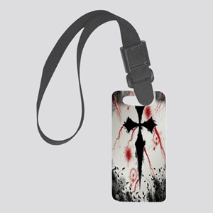 Cross Cam Small Luggage Tag