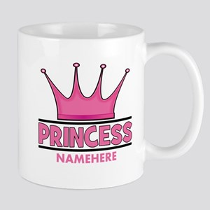 Custom Princess Mug