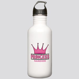 Custom Princess Stainless Water Bottle 1.0L
