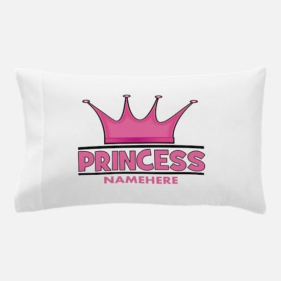 Custom Princess Pillow Case