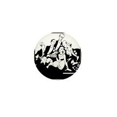 Abdula Cigarettes #1 Mini Button (100 pack)