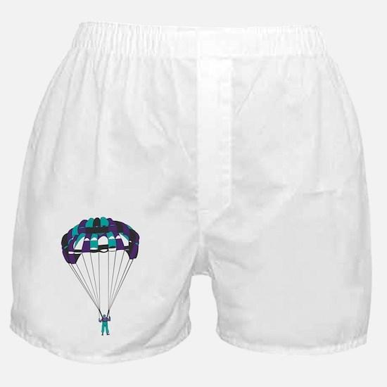 parachuting copy Boxer Shorts