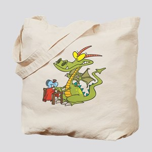 DragonSew copy Tote Bag