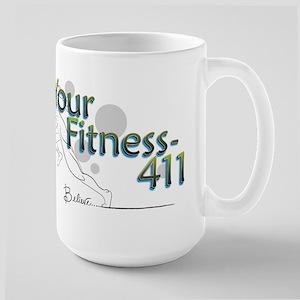 YourFitness-411 Logo Mugs