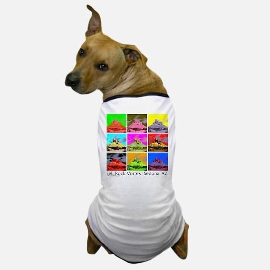 Bell Rock Vortex Sedona AZ Dog T-Shirt