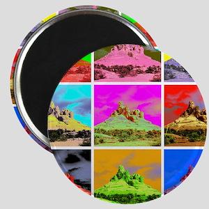 Bell Rock Vortex Sedona AZ Magnet