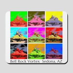 Bell Rock Vortex Sedona AZ Mousepad