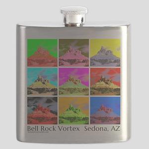 Bell Rock Vortex Sedona AZ Flask