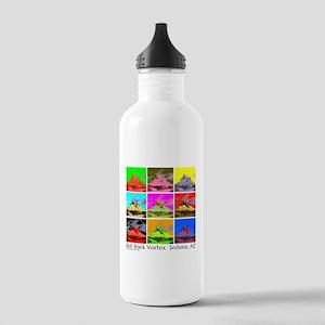 Bell Rock Vortex Sedona AZ Water Bottle